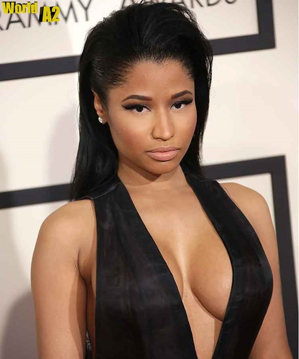 Cantora Nicki Minaj instagram photos 2016 34