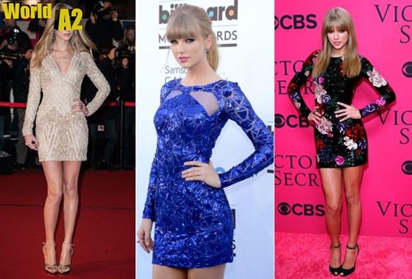 Taylor Swift Roupas da Cantora 2016 38